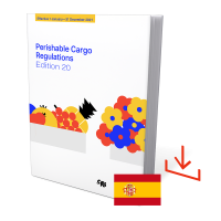 IATA Perishable Cargo PCR 20th Edition 2021 Spanish Download