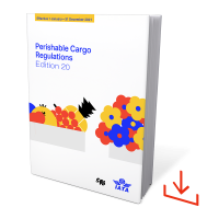 IATA Perishable Cargo 20th Edition 2021 English Download