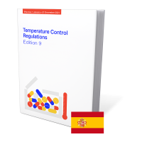 IATA Temperature Control Regulations (TCR) 9th Edition 2021, Spanish