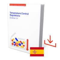 IATA Temperature Control Regulations (TCR) 9th Edition 2021, Spanish Download