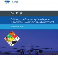 ICAO dangerous goods training doc 10147