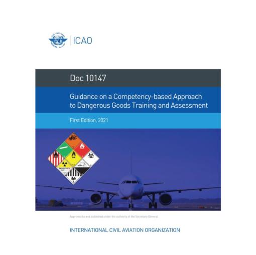 ICAO dg training doc 10147