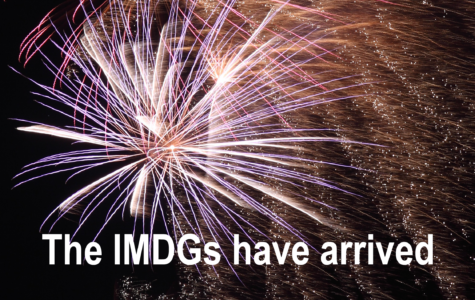The IMDGs are in stock